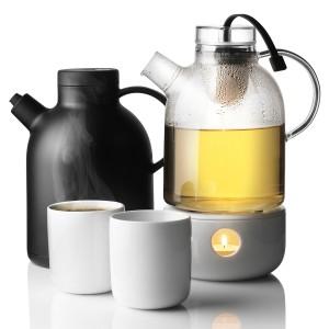 Teekanne mit integriertem Tee-Ei