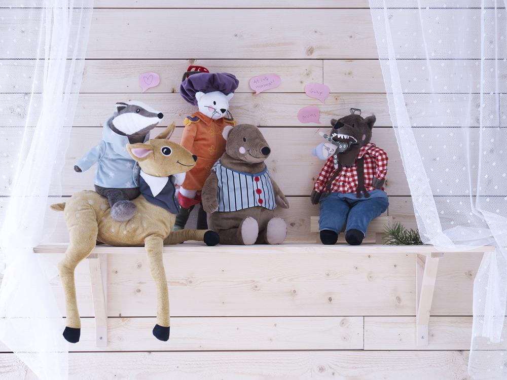 Puppenspielzeug - © IKEA