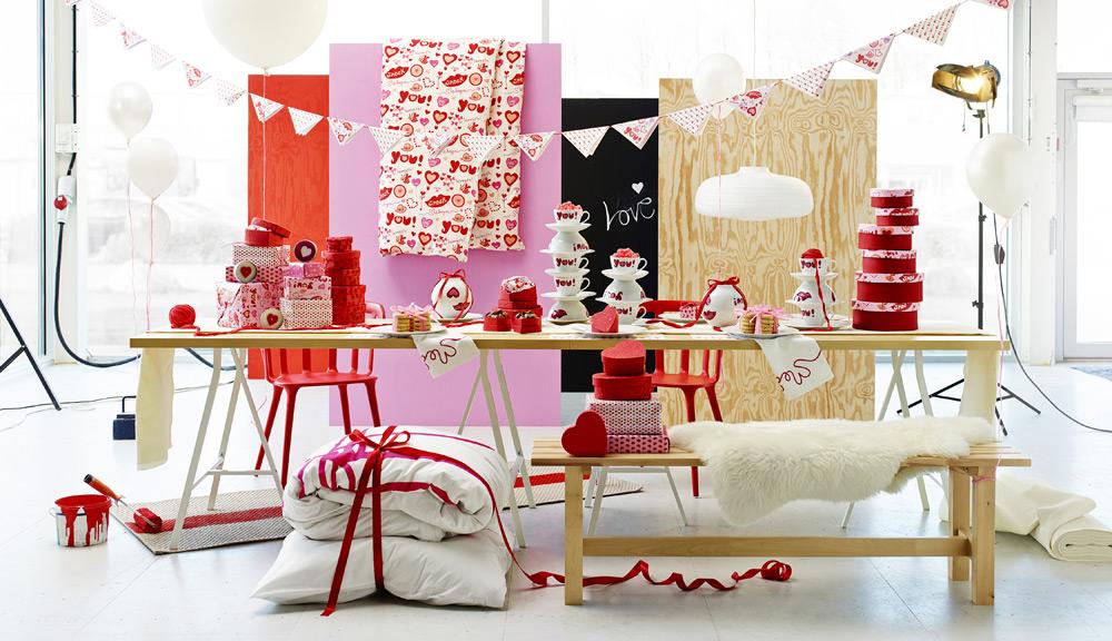 Valentinstag - IKEA Serie HÄPPEN